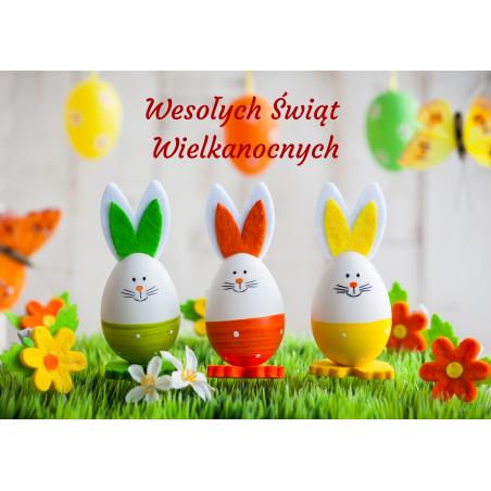 E-kartki Wielkanocne